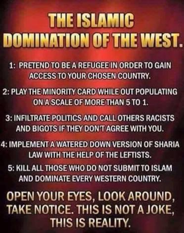 islamic-domination