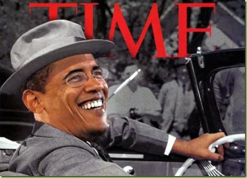 Obama FDR
