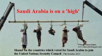 Saudi-Arabia-beheads-five-Yemenis-and-displayed-their-bodies-in-public