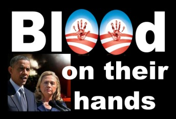 Obama_Clinton_blood-on-their-hands