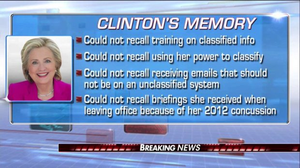 Clinton Memory Emails